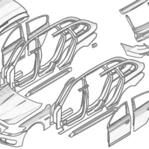 Componenti carrozzeria